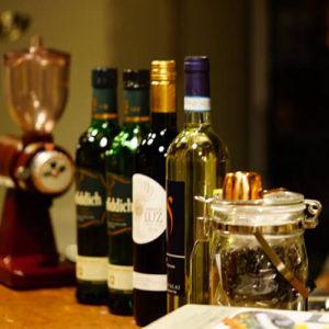 【卒業:日曜夜枠のお店紹介】酒呑みのための夜カフェ。Cafe UG