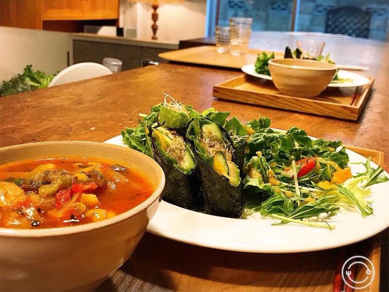 【卒業:月曜昼枠のお店紹介】お豆のスープとローフード・ロースウィーツのお店@Peace