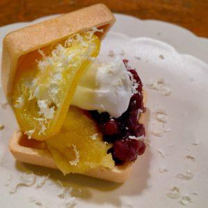 【月曜昼枠のお店紹介】みのり菓子〜果実の和菓子と彩りランチ〜