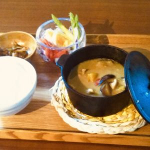 【火曜朝枠のお店紹介】ちりん(chillin)-週替り和洋食朝ごはん-