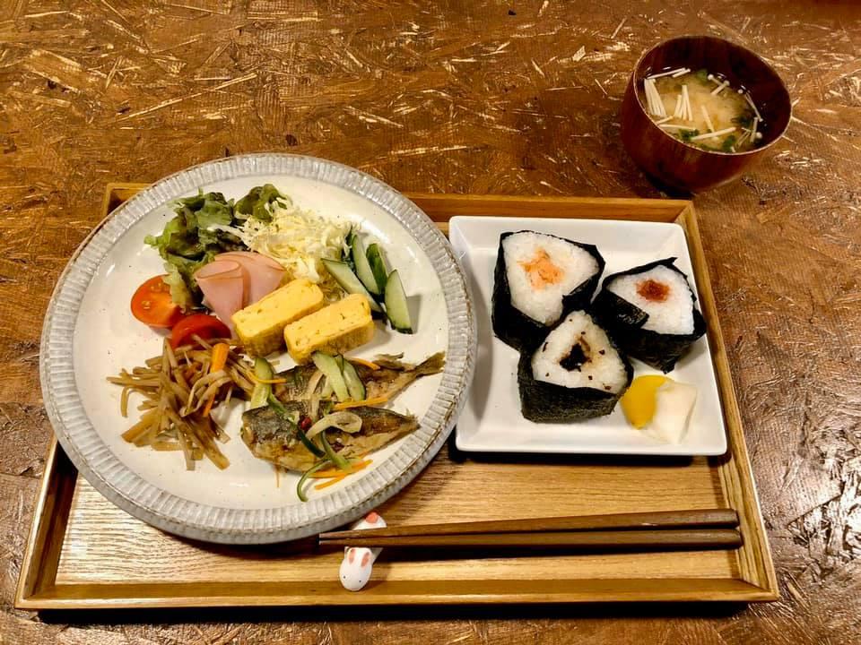 【木曜朝枠のお店紹介】おむすびkakashi-おむすび みそ汁 ちょこっとおかず-