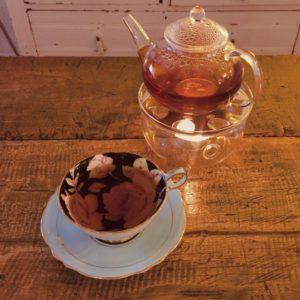【卒業:火曜朝枠のお店紹介】ボンジュール紅茶-サンドウィッチとポタージュと たっぷりの紅茶-
