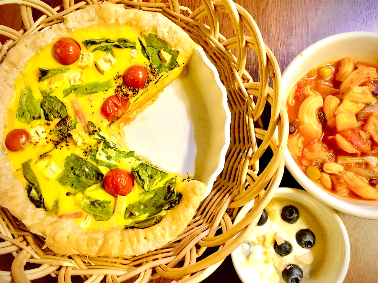 【木曜日昼枠のお店紹介】おひさまランチ-旬の野菜スープとキッシュ、パンときどきごはん-